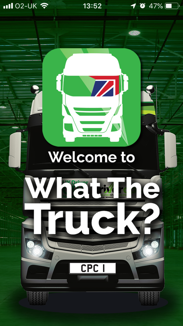 1. What The Truck App Store Screen Shot